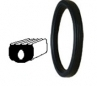 "07-109 Vinyl Tire (Fits grooved 9"" O.D. Rim)"