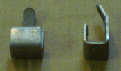 30-803 -  Stainless Steel J-Clip